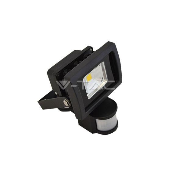 Proyector LED 10W con Sensor y Reflector 6000K