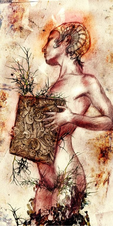 the high priestess /Beatriz Martin Vidal