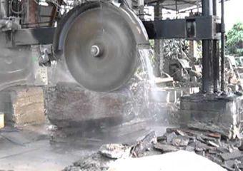 Sản Xuất Thi Công đá BAZAN
