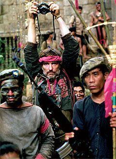 Dennis Hopper in 'Apocalypse Now' (1979)