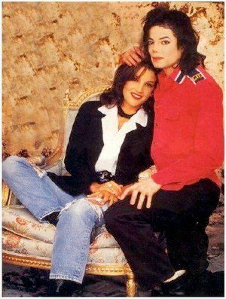 Michael Jackson & Lisa Marie Presley Jackson | Lisa Marie ...