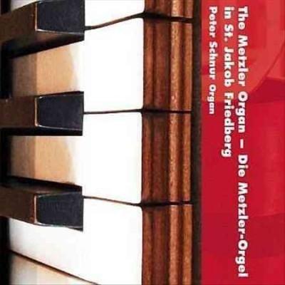 Peter Schnur - Metzler Organ at St. Jakob Friedberg
