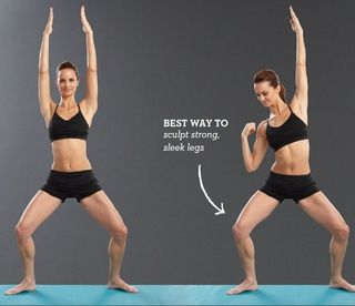 10 stretches to strengthen and tone the whole body