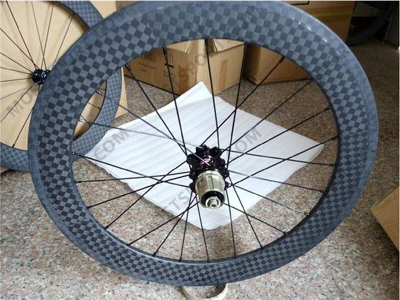 406mm carbon wheels