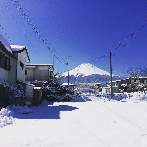 Today's FUJI!! #bookingcom #airbnb #agoda #telas #view #sightseeing #fuji #kawaguchiko by samurise_mt.fuji