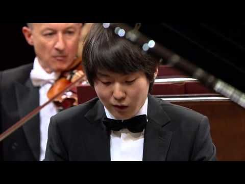 Seong-Jin Cho – Piano Concerto in E minor Op. 11 (17th International Fryderyk Chopin Piano Competition; 18 October 2015; Warsaw Philharmonic Concert Hall; Final Round)