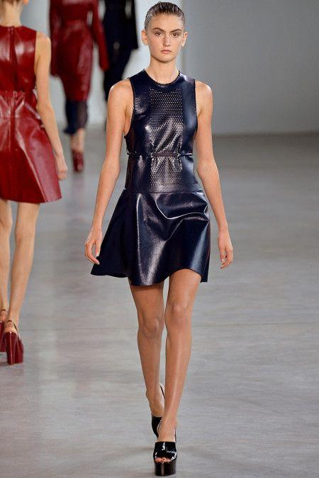 Calvin Klein Collection Spring 2015 RTW – Runway – Vogue