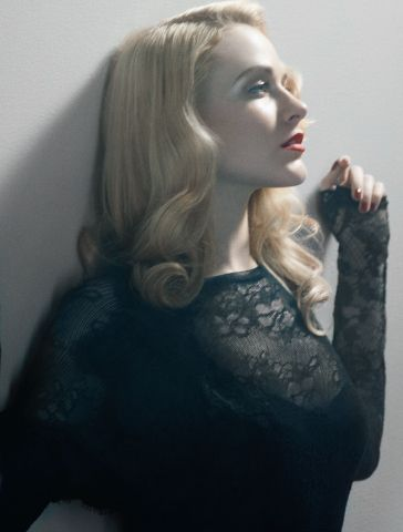 Evan Rachel Wood hot LA Times