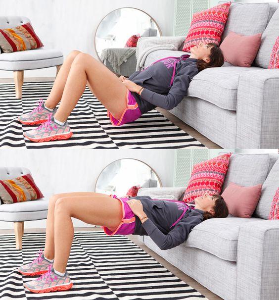 Ejercicios para fortalecer la espalda. The Beauty Mail