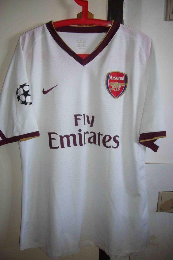 Arsenal champions league (Adebayor)