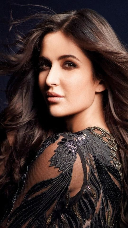 Bollywood Celebrity Actress Katrina Kaif 540x960 Wallpaper