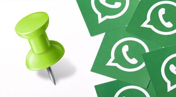 """WhatsApp'a """"Sohbet Sabitleme"""" Özelliği!"""