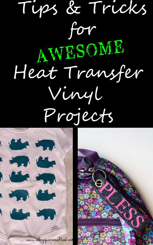 Is there a use for the weeded leftovers of heat transfer vinyl?