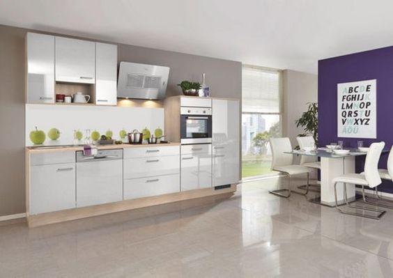 Mit dieser FAKTA Küche richten Sie sich edel und modern ein! Die - alno küchen fronten