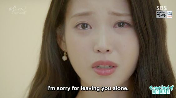 hae Soo said i am sorry for leaving you - Moon Lovers Scarlet Heart Ryeo - Episode 20 Finale (Eng Sub)