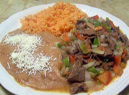 Easy bistec ala mexicana recipe