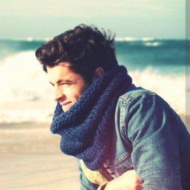 Kit snood Peace and Wool