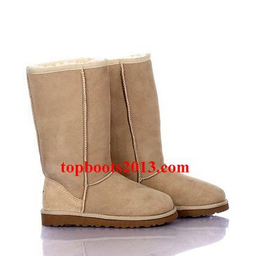 UGG 5815 Classic Tall Sand Boots Wholesale Online