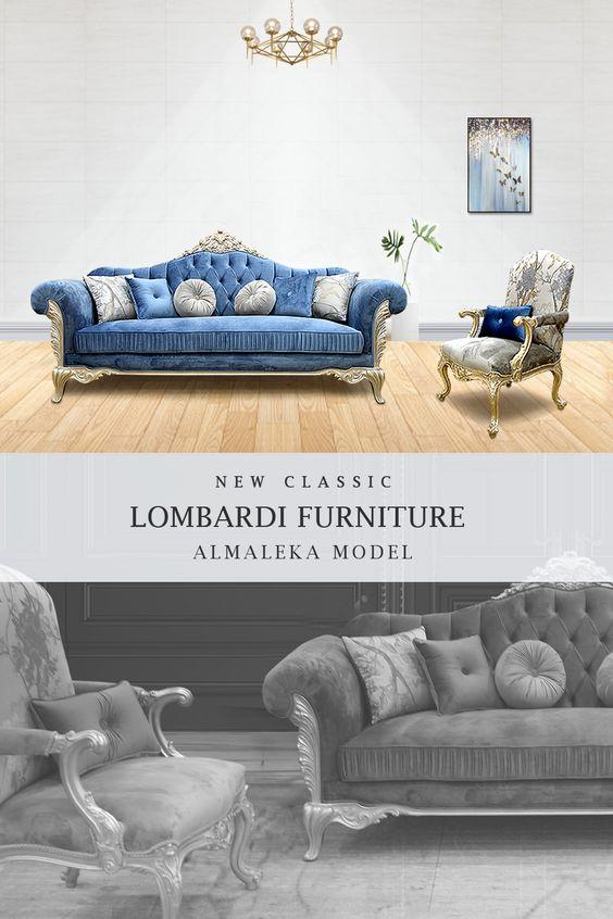 صالون مودرن موديل الملكة Furniture Home Decor Chaise Lounge