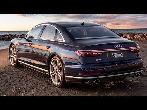 Finally 2020 Audi S8 V8 Twinturbo Luxury King Is Back 571hp 800nm Youtube Audi Transportation Design High Performance Cars