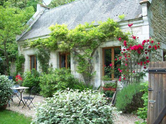 Le Poulailler cottage for rent Loire Valley, France