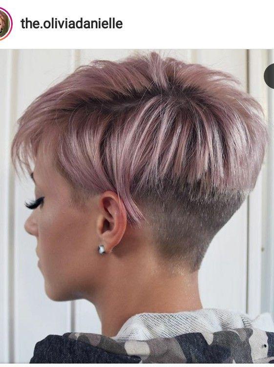 Pin Von Lorna Miller Auf Hair Schone Frisuren Kurze Haare Haarschnitt Kurzhaarschnitte
