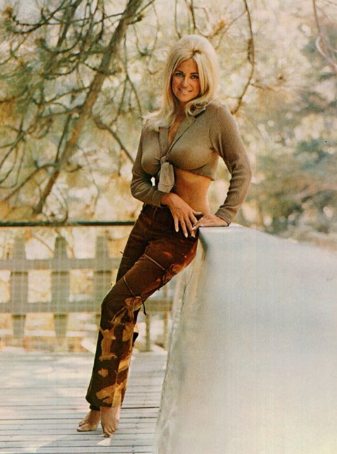 linda faye vaughn, hurst golden girl -