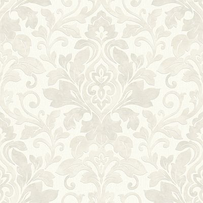 Mozart Cream Cream wallpaper by Arthouse