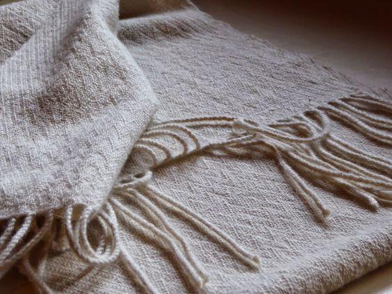 Bindepunkt: Projekt ValCash: Ein Schal wie eine Wolke!