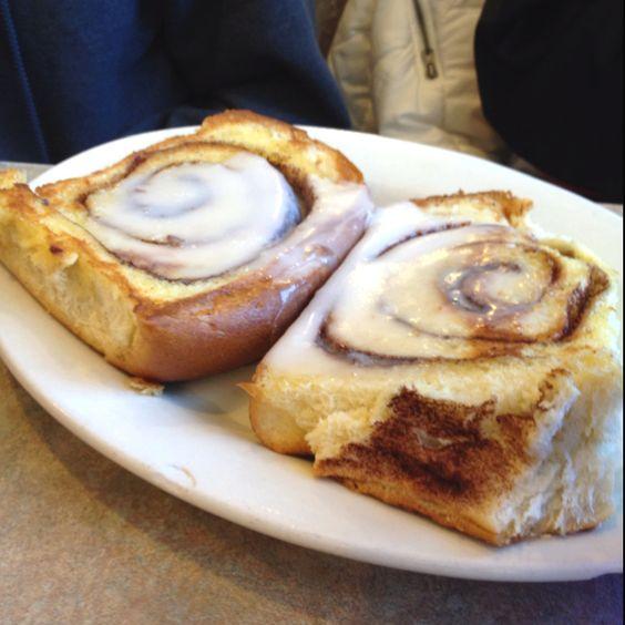 Cinnamon rolls:)