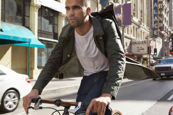 Levi's Commuter Collection for Fall/Winter 2015