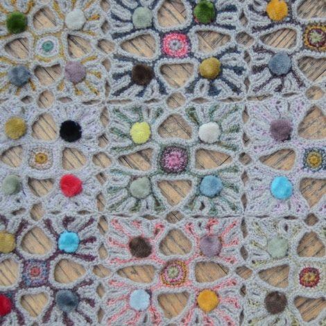 ❤ ✰ ♪ Fuxico em Circulo Crochê. / ❤ ✰ ♪ Gossip in Circle Crochet.