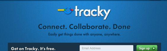 Tracky, la herramienta ideal para trabajar en equipo