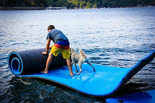 Top 10 Best Floating Water Mats In 2020 Topreviewproducts Floating Raft Floating In Water Water Mat