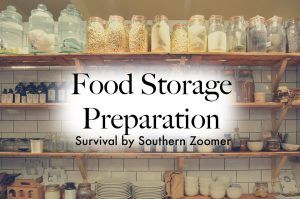 Food Storage Preparation Food storage preparation is vital. If you want to be prepared for disaster you need to have…