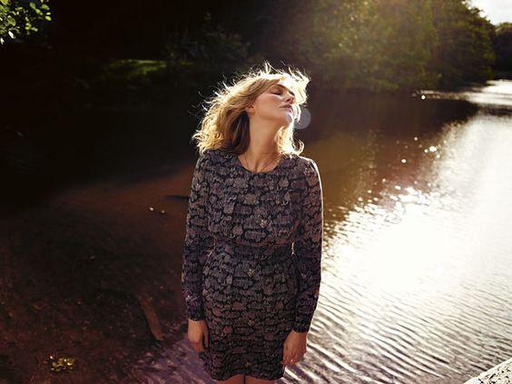 Sophie Dahl for  Aubin & Wills Autumn 2012