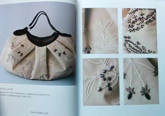 Naoko Shimoda's Embroidery Book  Japanese Craft: