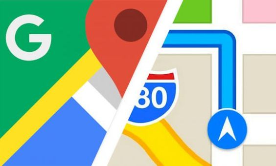 What's the best sat nav app? Google Maps vs Apple Maps. Once upon a time, Google Maps was the go to free sat nav app for both iOS and Android users. But with the introduction of Apple Maps a few years ago, is it still a useful mapping tool? And how do the two compare?