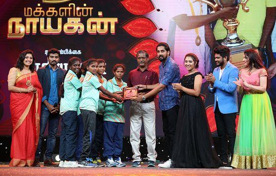 Colors Tamil's Namma Ooru Thiruvizha Celebrates the Coastal Achievers from Cuddalore