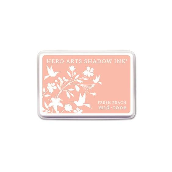 Hero Arts Shadow Ink Pad FRESH PEACH