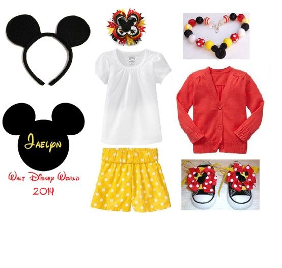 Disney World outfit:)