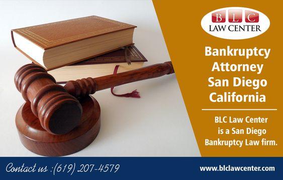 Bankruptcy Attorney San Diego California