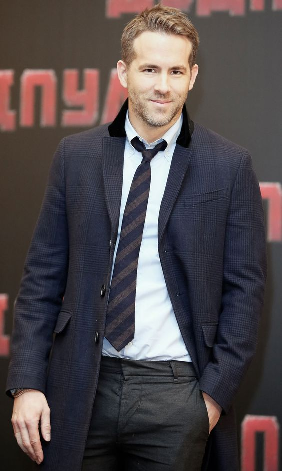Ryan Reynolds Finally Reveals the Sweet Inspiration Behind His Daughter's