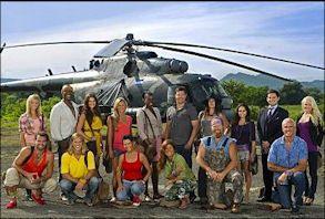 Contestants of Survivor: Redemption Island