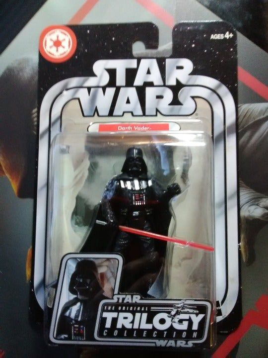 Star Wars Original Trilogy Collection Darth Vader Empire Strikes Back 3 75 Iconic Scene Capture Non Cloth C Empire Strike Star Wars Darth Original Trilogy