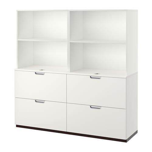 Mobilier Et Decoration Interieur Et Exterieur Meuble Rangement Stockage Ikea Armoire Rangement