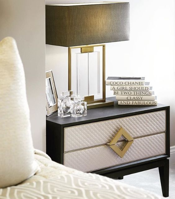 Bold Nightstands Not Just As An Essential Part Of The Room