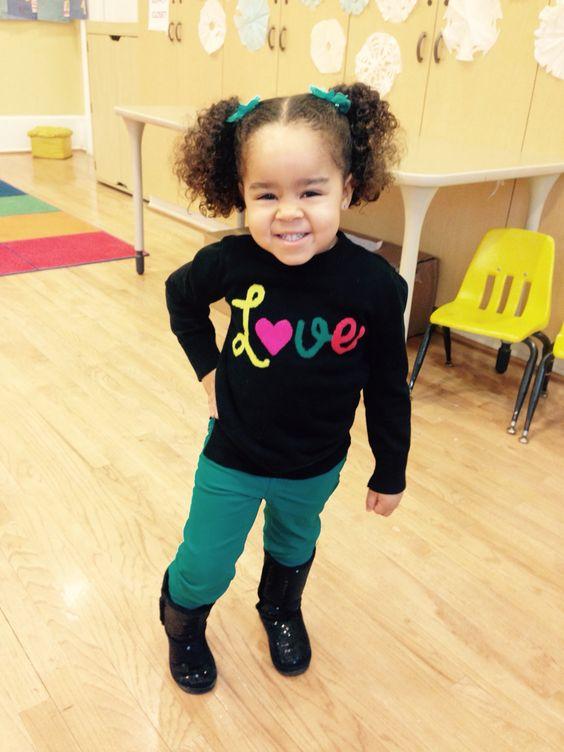 My Princess! I love my sweetie, Milani Alexandria Terry ❤️