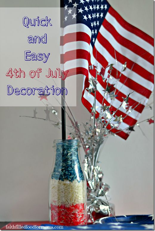quick fourth of july dessert recipes