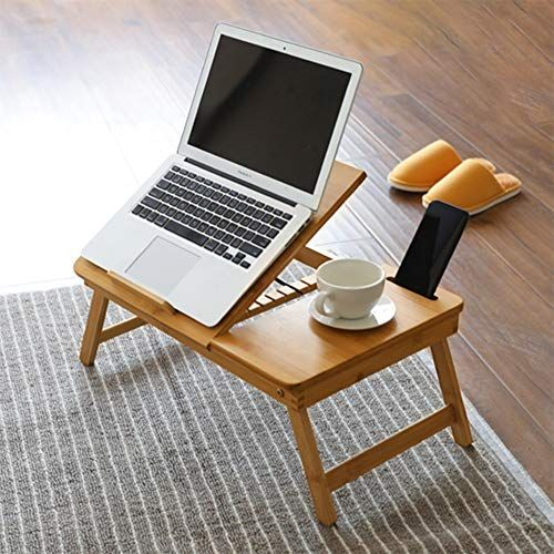 Laptop Desk For Bed Foldable Laptop Stand For Desk Bed Tray Table For Working Writing Gaming Drawing Homework St In 2020 Bed Tray Laptop Table For Bed Laptop Stand Bed